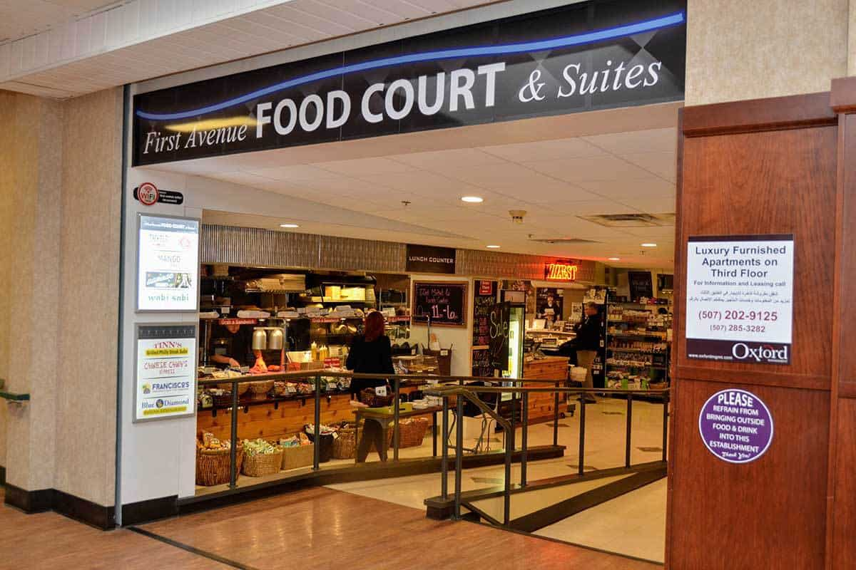 First Avenue Food Court
