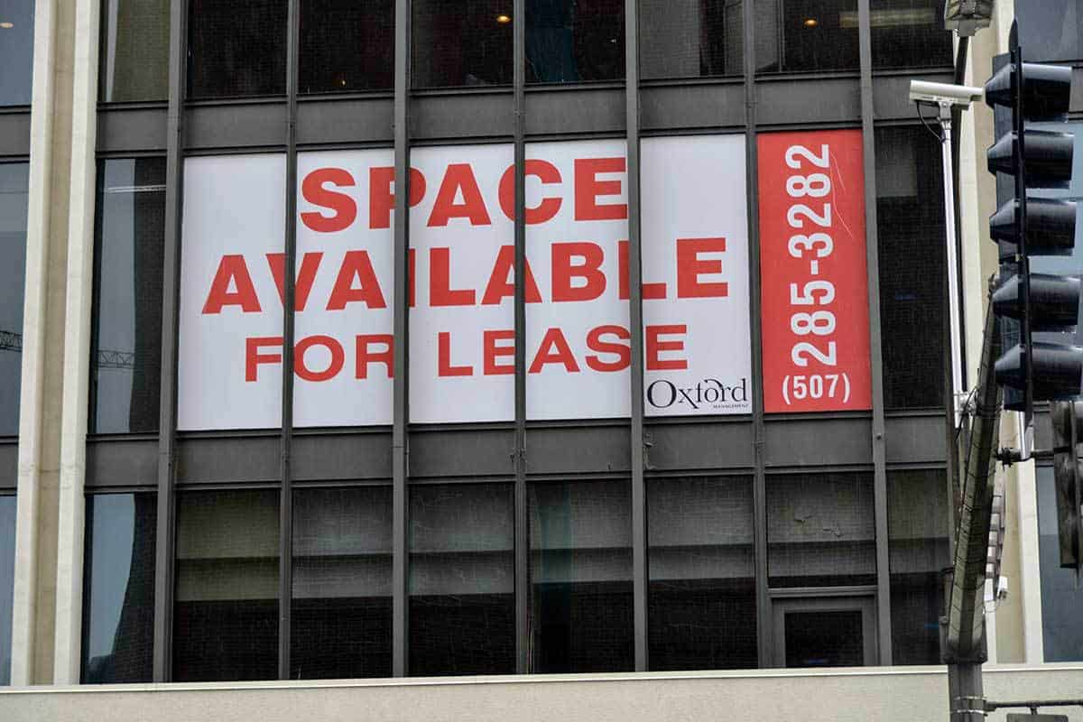 Space Available for Lease