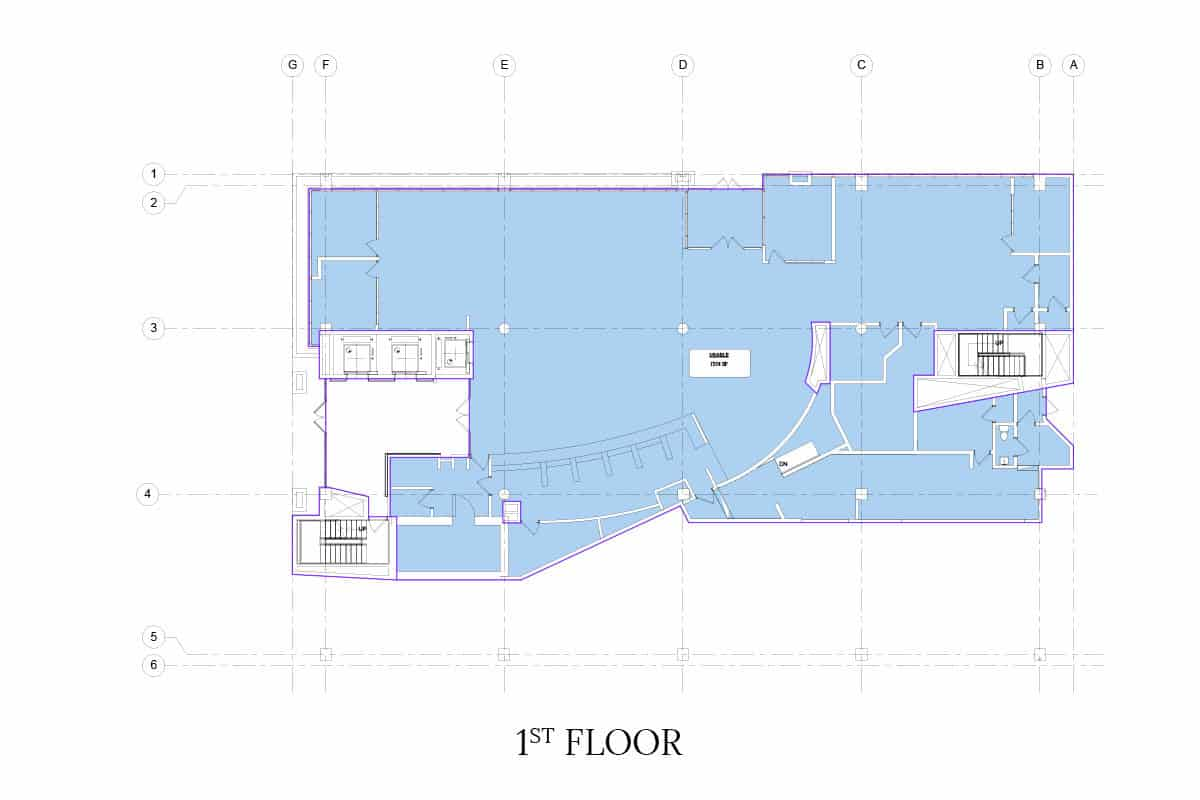 Building Area Floor Plans
